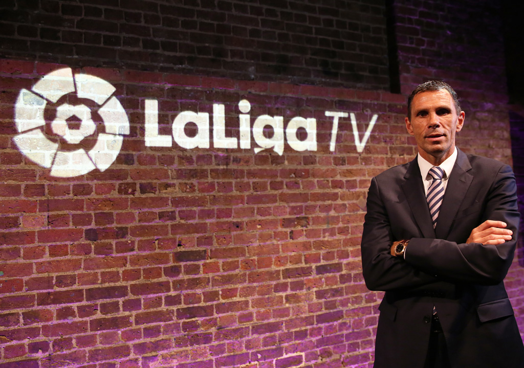 LaLigaTV UK Poyet