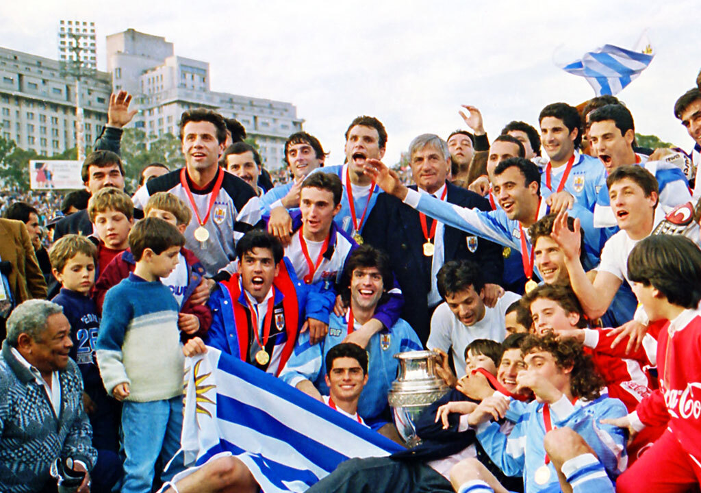 My memories of the 1995 Copa America