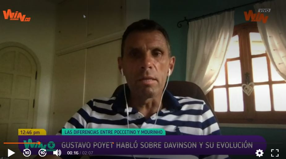 Gus Poyet Colombia
