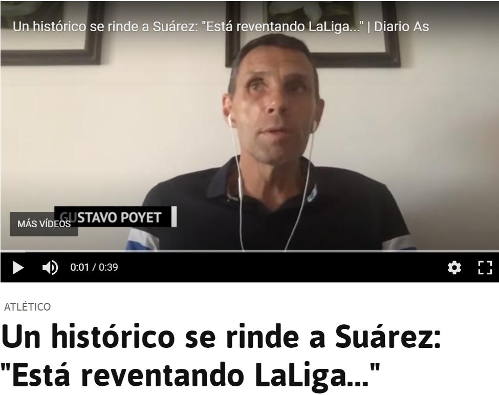 Poyet Luis Suárez
